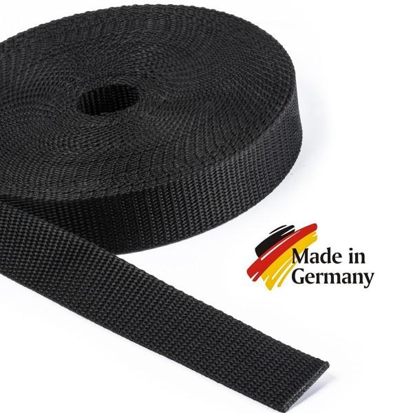 PP-Gurtband, Taschenband, Taschengurt - 1,6mm stark, 25mm breit