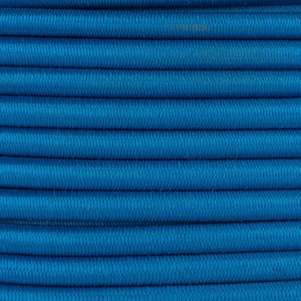 Gummikordel - Hutgummi - Rundgummi, hochwertig, extra-stark in 5mm, royalblau