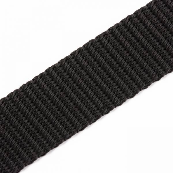 "Stabiles Gurtband von Carl Stahl ""E410/85"" aus Polypropylen (PP), 25mm x 1,4mm"