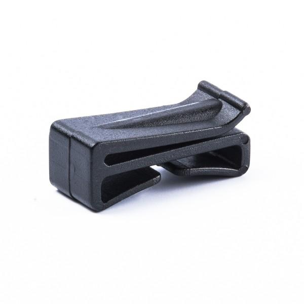 """Gurtband-Clip/Gürtelclip/Gurtbandhalter """"BKL"""" für 25mm Gurtband"""