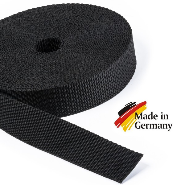 PP-Gurtband, Taschenband, Taschengurt - 1,6mm stark, 30mm breit