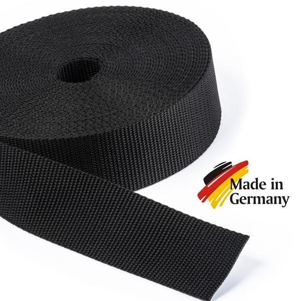 PP-Gurtband, Taschenband, Taschengurt - 1,6mm stark, 40mm breit
