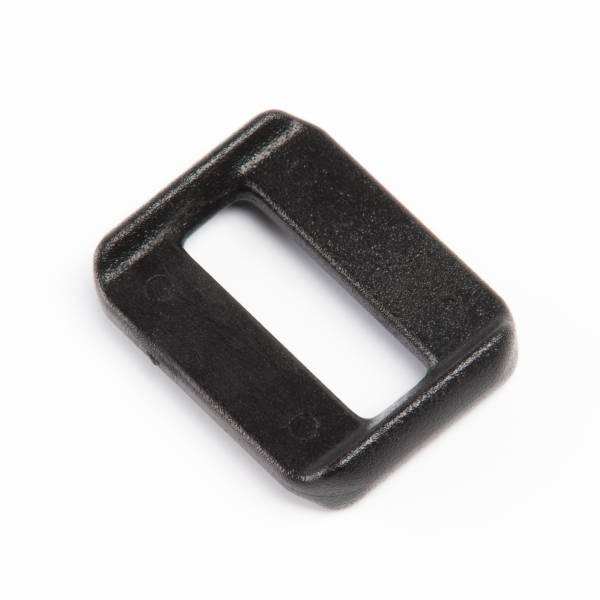 """Hochwertiger Ovalring """"Mako Looploc"""" aus Acetal für 20mm Gurtband"""