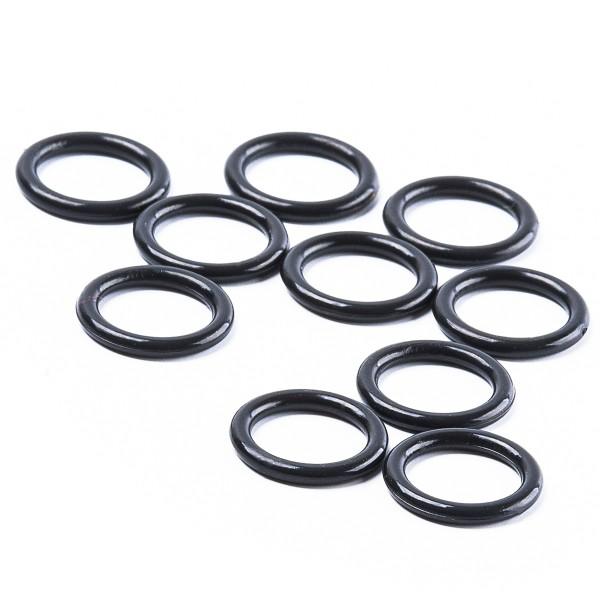 "Kunststoff O-Ring/Plastikring ""OR/8"" aus Nylon, 8mm Innen-Durchmesser"