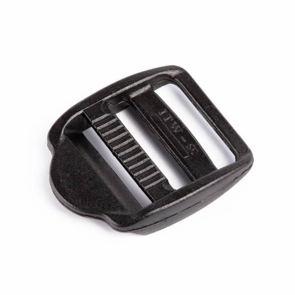 """Flache Kunststoff-Leiterschnalle, Versteller """"Classic LL"""" für 25mm Gurtband"""