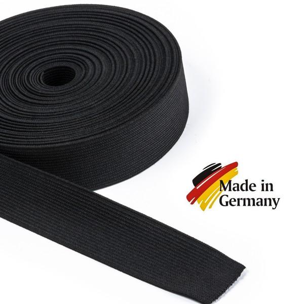 Hochwertiges Elastikband, Hosenband, Gummiband, Flachgummi 30mm
