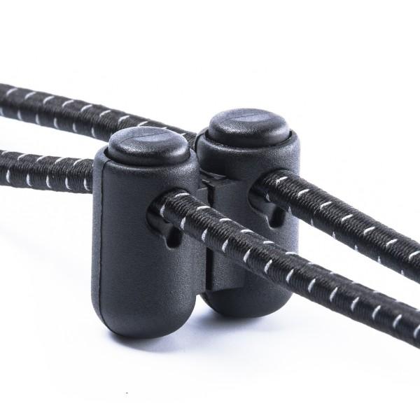 "Trennbarer Doppel-Kordelstopper ""JP/2"" für 3-5mm Kordeln und Seile"