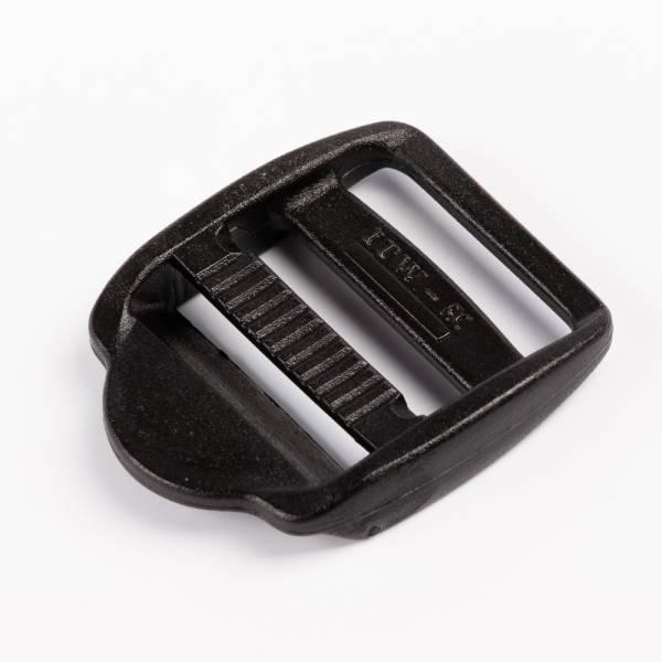 """Flache Kunststoff-Leiterschnalle, Versteller """"Classic LL"""" für 30mm Gurtband"""